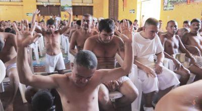 MS-13 Street Gangs Shaken by the Holy Spirit in Prison