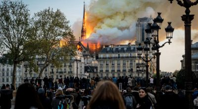 God Provides Even in The Tragic Fire of Notre Dame