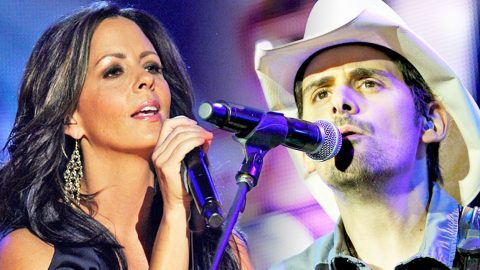 Sara Evans & Brad Paisley Share Praise For Jesus In Compelling Duet Song 'New Again' | I Love Being Christian Videos