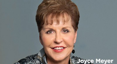 Spending Time With God – Joyce Meyer