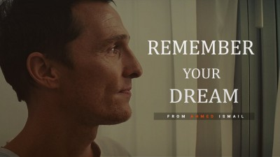 Remember Your Dream (God Still Wants It For You)