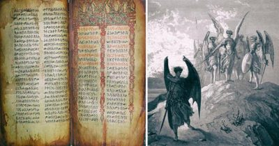 This Is Why The Book Of Enoch Was Removed From Scriptures