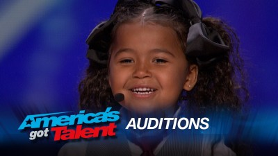 This 5-Year-Old Girl Tells the Judges Jesus Lives in Her (VIDEO)