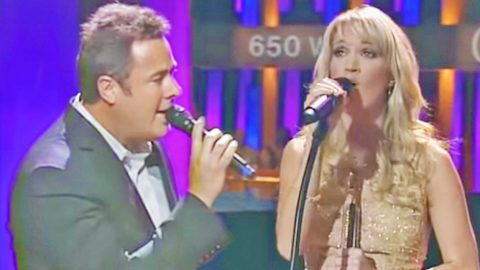 Vince Gill Joins Carrie Underwood For Dazzling Performance Of 'Jesus Take The Wheel' | I Love Being Christian Videos
