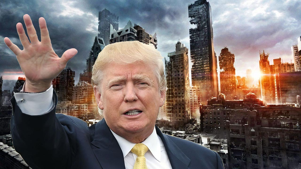 Was to be President? God by Donald Appointed Trump It Our